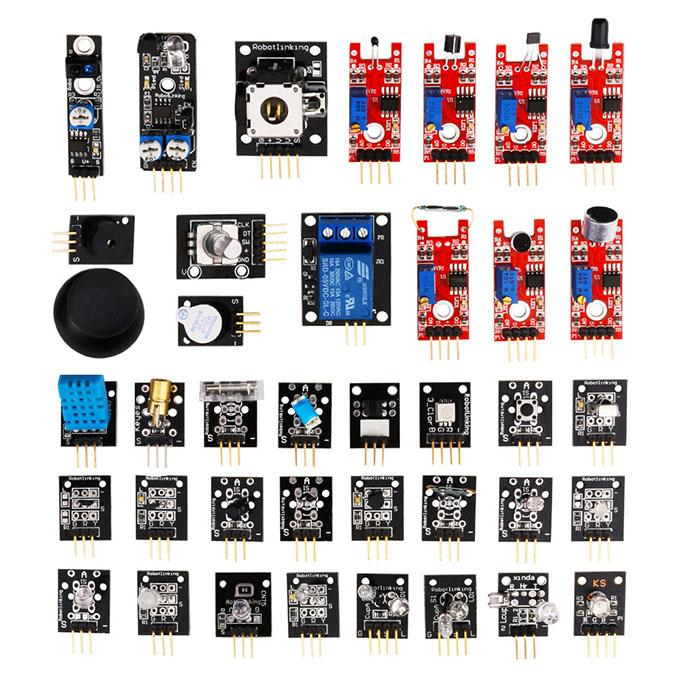 Arduino 37pcs Sensor Kit set