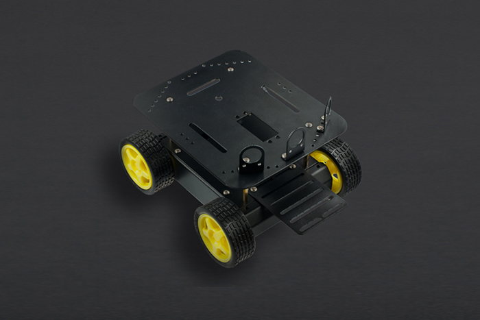 Pirate - 4WD Mobile Platform