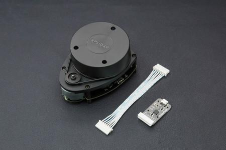 RPLIDAR - 360도 레이저 스캐너 개발자 키트